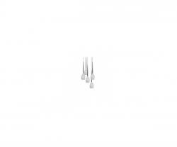 IZZA 5 biała MD1288A-5W lampa wisząca