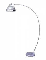 LAMPA PODŁOGOWA RUTE CHROM TS-130802F-CH